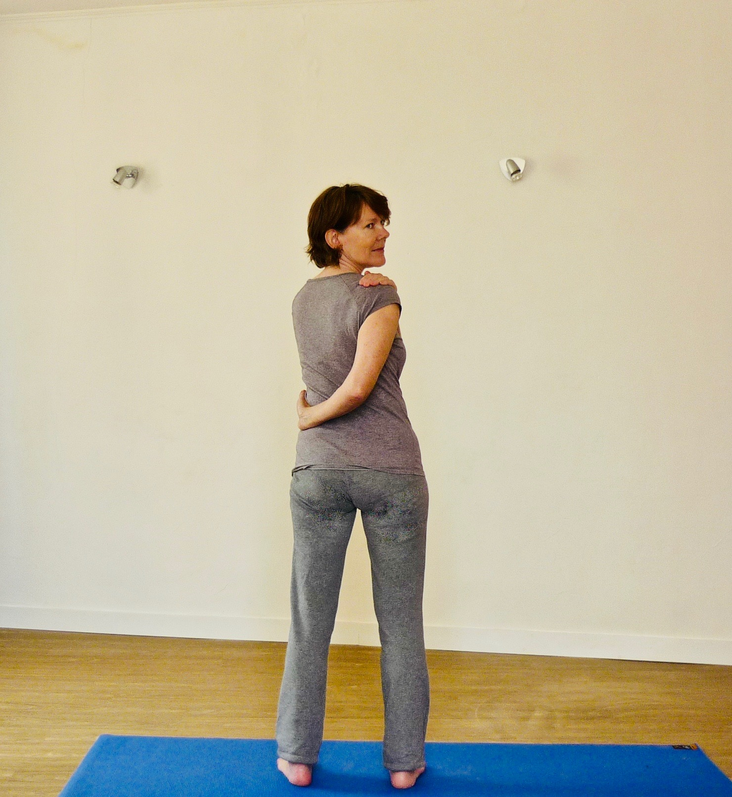 Precautions to Follow in Kati Chakrasana