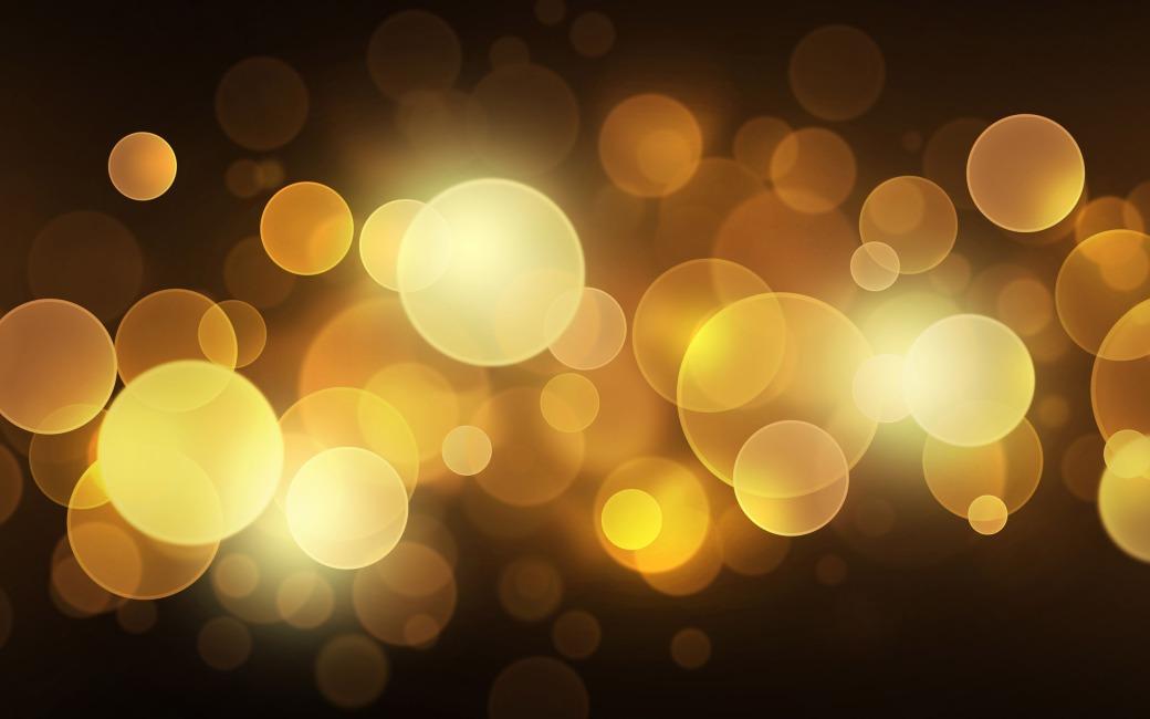 golden-circles-of-light